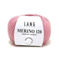 Lang Yarns Merino 120 Autumn Rose (34.0219)