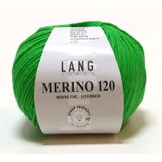 Lang Yarns Merino 120 Apple (34.0416)