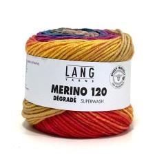 Lang Yarns Merino 120 Degrade Sunrise (37.0007)
