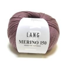 Lang Yarns Merino 150 Amarant (197.0148)