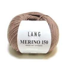 Lang Yarns Merino 150 Choco (197.0196)