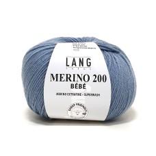 Lang Yarns Merino 200 Bebe Jeans (71.0333)