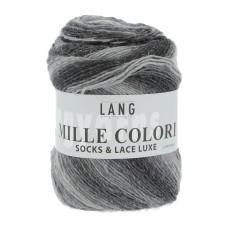 Lang Yarns Mille Colori Socks & Lace Luxe Smokey