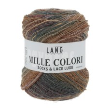 Lang Yarns Mille Colori Socks & Lace Luxe Emotions (0028)