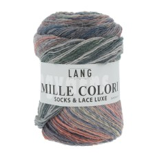 Lang Yarns Mille Colori Socks & Lace Luxe Daydream (0057)