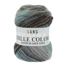 Lang Yarns Mille Colori Socks & Lace Luxe Sweetheart (0058)