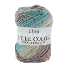 Lang Yarns Mille Colori Socks & Lace Luxe Fantasy (0151)