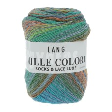 Lang Yarns Mille Colori Socks & Lace Luxe Dreamlover (0152)