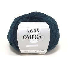 Lang Yarns Omega+ Dark Teal (764.0018)
