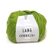 Lang Yarns Omega+ Apple Green (764.0044)