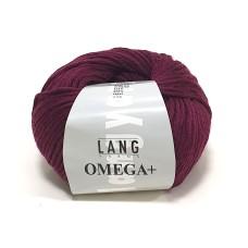 Lang Yarns Omega+ Aubergine (764.0064)