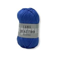 Lang Yarns Quattro Blue (0010)