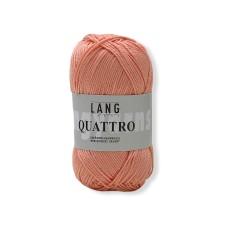 Lang Yarns Quattro Apricot (0027)