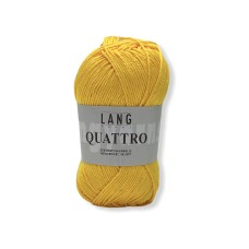 Lang Yarns Quattro Canary (0049)
