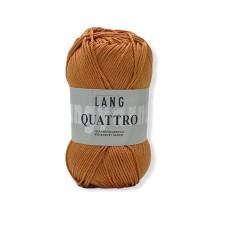 Lang Yarns Quattro Caramel (0075)
