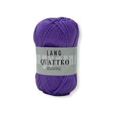 Lang Yarns Quattro  Purple (0146)