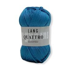 Lang Yarns Quattro Blue Grey (0188)