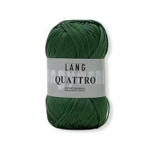 Lang Yarns Quattro Bottle Green (0318)