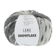 Lang Yarns Snowflake grijs (0024)