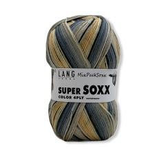 Lang Yarns Super Soxx Mixpacksoxx Mango (0309)