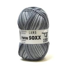 Lang Yarns Twin Soxx Grey