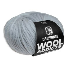 Wooladdicts HAPPINESS Silver (0024)