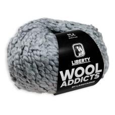 Wooladdicts LIBERTY Grey (0024)