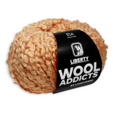 Wooladdicts LIBERTY Tangerine (0059)