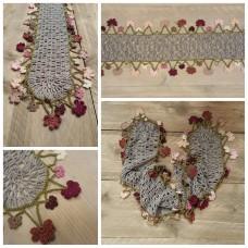 Zomerse Sjaal By Mr. Cey (Haakpatroon)