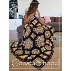 Constantinopel Blanket Pakket CAL 2018 (Acryl)