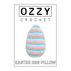 Easteregg Pillow By Ozzy Crochet (Haakpakket)