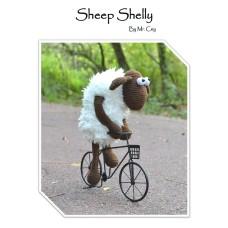Ceygurumi Sheep Shelly (Haakpakket)
