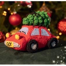 Driving Home For Xmas Pakket (Het Grote Kersthaakboek)