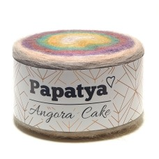 Papatya Angora Cake Timberland