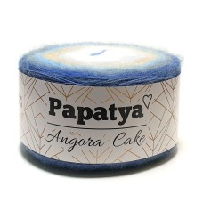 Papatya Angora Cake Rust