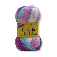Cicibebe Batik Marshmallow (550-30)