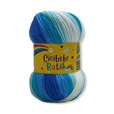 Cicibebe Batik Turquoise (550-32)