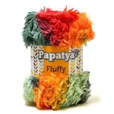 Papatya Fluffy Flame