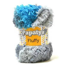Papatya Fluffy Deep Ocean