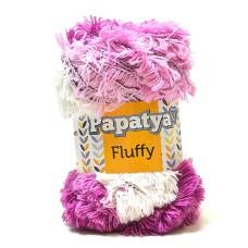 Papatya Fluffy Violet