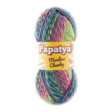 Papatya Mouline Chunky Rainbow (1209)