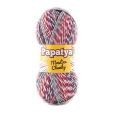 Papatya Mouline Chunky Fire (4201)