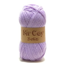 Mr. Cey Sokz Lavender
