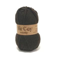 Mr. Cey Woolly Dark Chocolate (037)