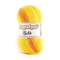 Papatya Batik Autumn Yellow