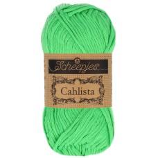 Scheepjes Cahlista Apple Green