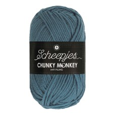 Scheepjes Chunky Monkey Air Force Blue (1302)