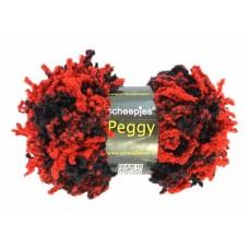 Scheepjes Peggy Orange (011) (Per Pak 10 Bollen)