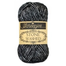 Scheepjes Stone Washed Black Onyx