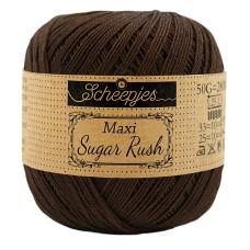 Scheepjes Maxi Sugar Rush 50 g Black Coffee